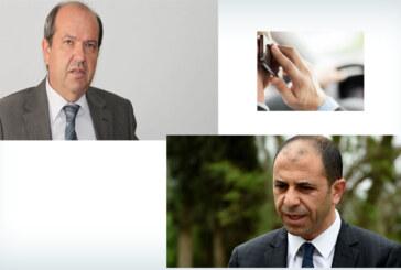 Genel Başkanlar telefonda görüştü…Tatar: Bir takım şeyler konuşulmaya devam ediliyor. Açıklama yapılacak