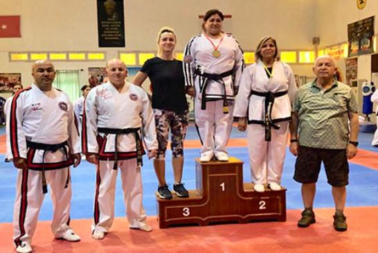 Taekwondo'da Topcan için yarıştılar