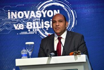 Atakan, ülkenin teknik altyapısını geliştirecek söz konusu proje hakkında da bilgiler verdi