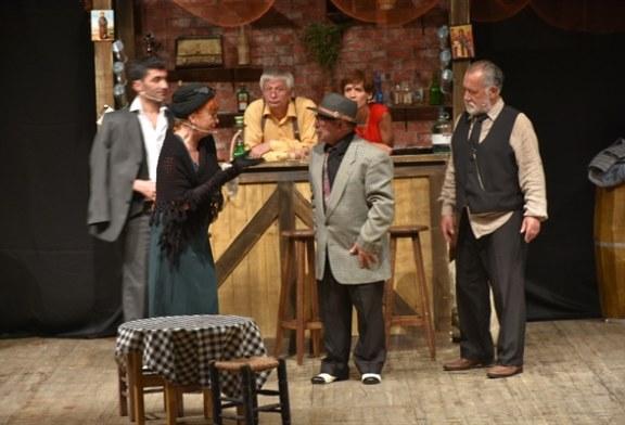 """9. Girne Kültür Sanat Günleri """"Bir Valize Ne Sığar Ki"""" isimli tiyatro oyunuyla başladı"""
