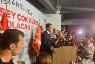 İstanbul seçimini İmamoğlu kazandı