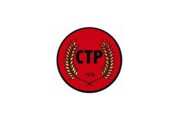 CTP, Hristofyas için başsağlığı mesajı yayımladı