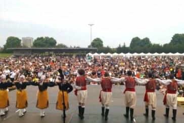 Londra'daki Kıbrıs Türk Festivali, 20 bin kişiyi buluşturdu