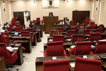 Meclis çalışmaları devam ediyor