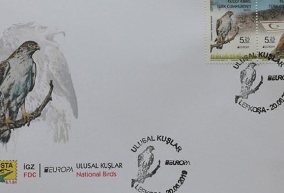 Posta Dairesi'nin yeni pul serisi ve ilk gün zarfı satışa sunuluyor