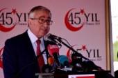 Erdoğan, Akar ve Kılıçdaroğlu, Cumhurbaşkanı Akıncı'ya kutlama mesajı gönderdi