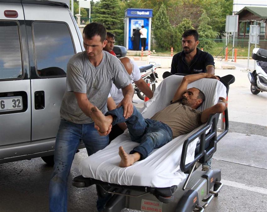 791 kişi, kurban kesmeye çalışırken yaralandı