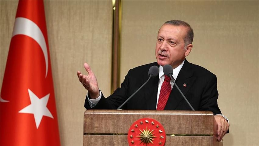 Erdoğan: Yeni göç dalgasını kaldırmamız mümkün değil