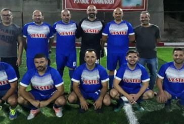 Hasan Ramadan Cemil Devlet Daireleri Arası Halı Saha Futbol Turnuvası'nda grup maçlarında son hafta