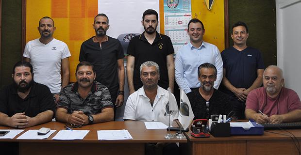 Gürtap Davutoğlu, yeniden başkan seçildi