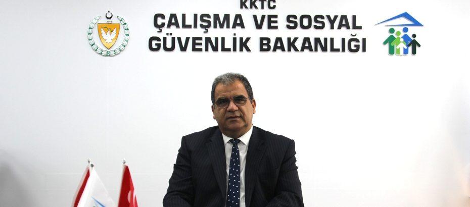 Sucuoğlu: Hedef özel sektörde engelli istihdamını teşvik etmek