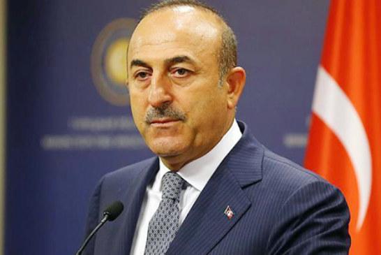 Çavuşoğlu: KKTC'nin teklifine uluslararası toplumdan çok büyük bir ilgi ve destek geldi