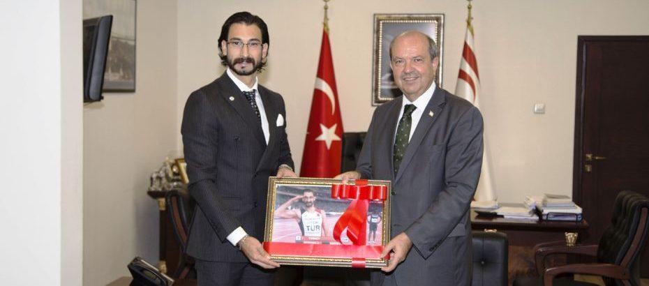 Başbakan Ersin Tatar:Başarılarla gururumuz oldun