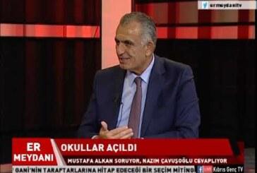 Er Meydanı – 17 Eylül 2019 – Konuk: Nazım Çavuşoğlu