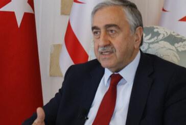 Akıncı: Türkiye'deki duygu seli içinde mesajım yanlış algılandı