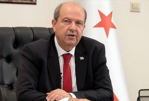 """""""KKTC halkı Barış Pınarı Harekatında Türkiye'nin yanındadır"""""""