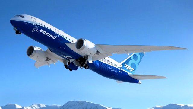 Boeing 787 Dreamliner modeli uçaklardaki oksijen sisteminin çalışmadığı iddia edildi