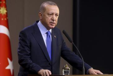 Erdoğan'dan AB'ne mesaj; Kıbrıs'taki gelişmelerle ilgili gözdağı vermeye kalkmayın