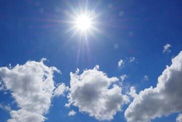 Bugün havanın açık ve az bulutlu zamanla parçalı bulutlu olması bekleniyor
