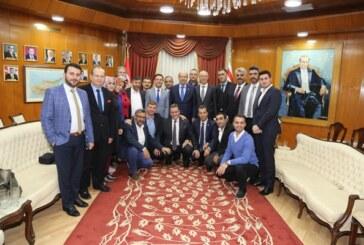 Tatar,  Türkiye ile Libya arasında imzalanan mutabakatın Doğu Akdeniz'de yeni bir haritaya sebebiyet verdiğini söyledi