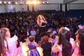 Lefkoşa Belediye Orkestrası Çocuk ve Gençlik Korosu yeni yıl konseri verdi