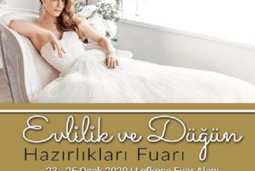 Evlilik ve Düğün Hazırlıkları Fuarı ile Mobilya Fuarı açılıyor