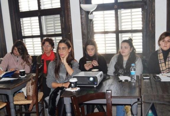 Kız Kardeşim Projesi'nin Lefkoşa buluşması gerçekleşti