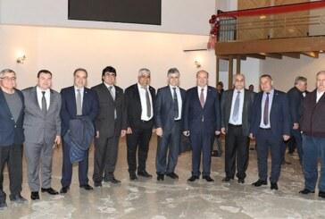 Tatar:Ülke insanının kaliteli hizmet alması, devletin güçlenmesi için önemli