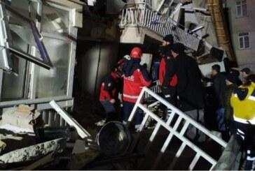 Tatar, Türkiye'deki deprem ile ilgili mesaj yayınladı
