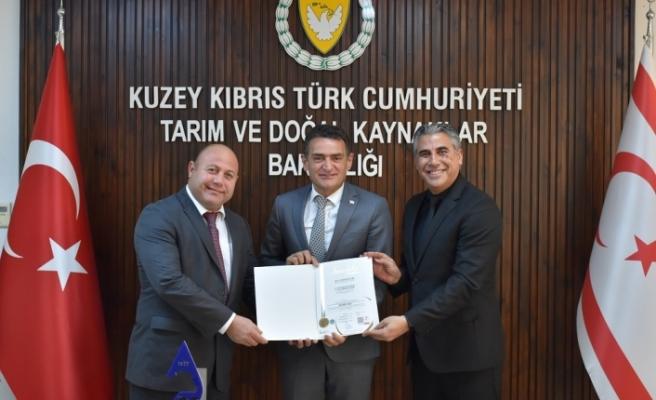 """SÜTEK'e """"ISO 9001: 2015"""" sertifikası"""