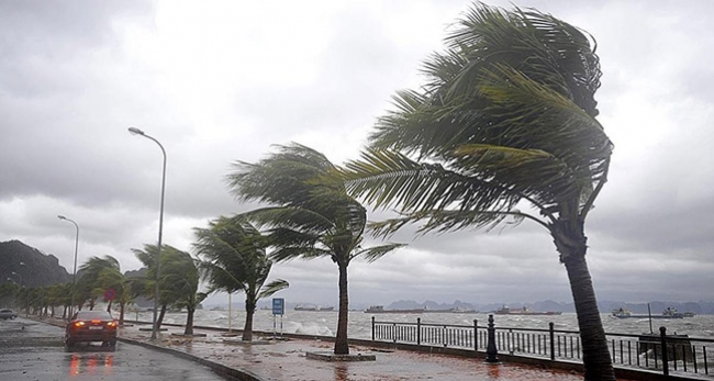 Fırtınamsı rüzgâr uyarısı