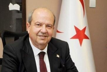 Tatar: İngiltere, Kıbrıs'ta iki devletli çözümü desteklemeli