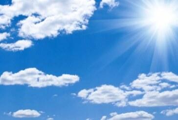 Hava hafta boyunca parçalı bulutlu olacak