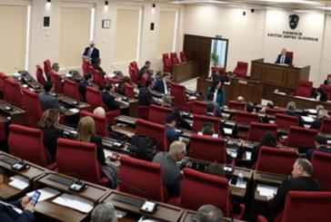 Meclis Genel Kurulu toplantısı ertelendi