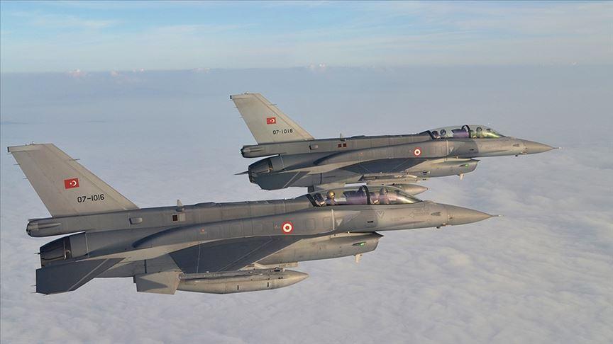 'Kandil'de 6 PKK'lı terörist etkisiz hale getirildi'