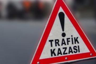 Hamitköy'de kaza! Araç yayaya çarptı