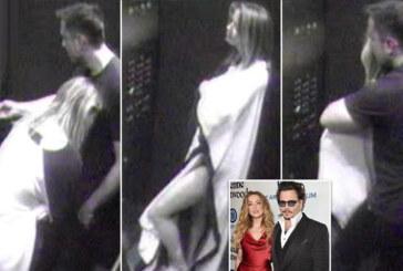 Yılın aşk kaçamağı hem de asansörde