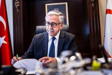 Cumhurbaşkanı Akıncı acil yardım talebinde bulundu