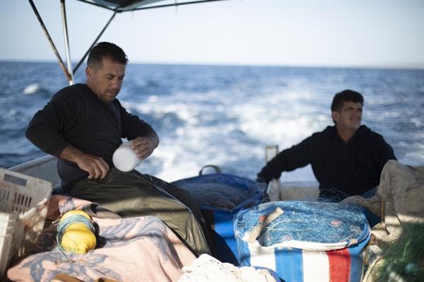 Kaplumbağaları Koruma Cemiyeti halkın daha çok balık tüketerek balıkçıları desteklemesini istedi