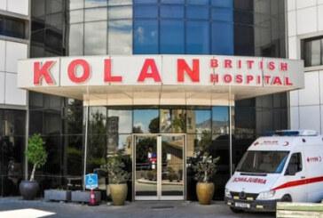 Nalbantoğlu Hastanesi, Kolan'a taşınıyor