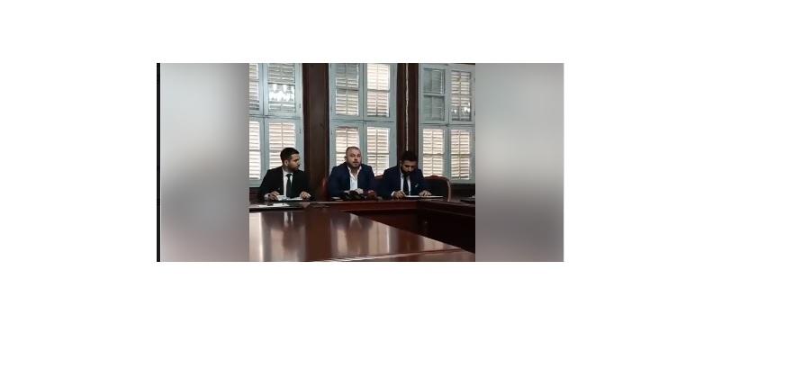 Büyükkonuk Belediye Başkanı Sennaroğlu hakkındaki suçlamalara yanıt verdi