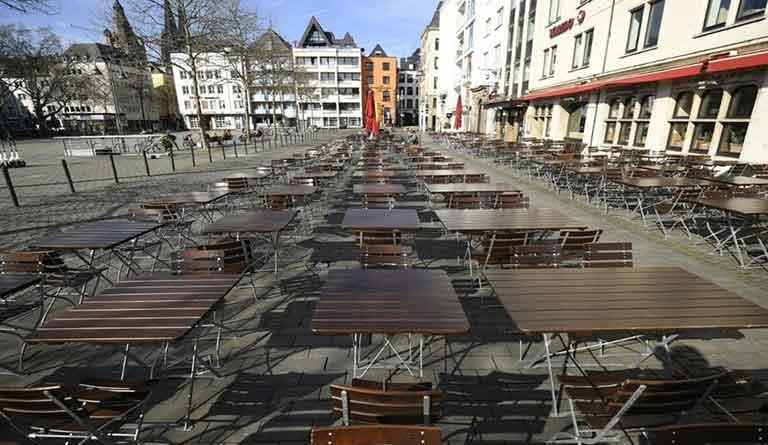 Almanya'da restoran ve birahaneler açılıyor
