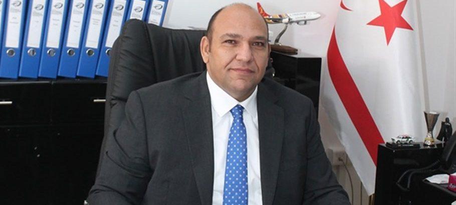Atakan, Türkiye-KKTC arası uçuşların iç hatlar kapsamına alındığı yönündeki iddiaların gerçeği yansıtmadığını açıkladı