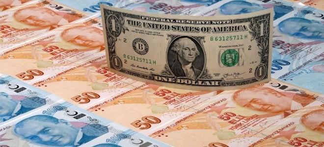 Dolardan sert düşüş