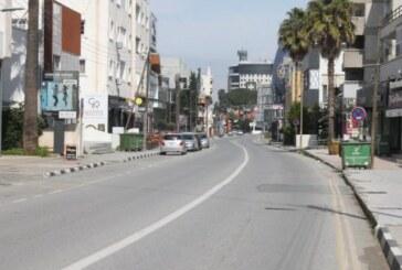 Girne ve Lefkoşa için bölgesel kapanma başladı