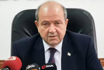 Tatar: Yapılan düzenleme Kıbrıs Türkü'nün yararınadır