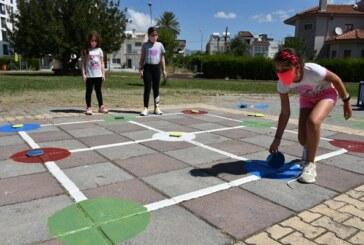 Harmancı: Tüm çocukların özgürce koşup oynayabileceği alanlar için çalışıyoruz