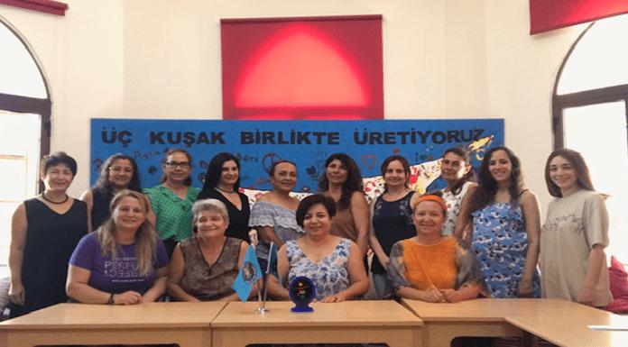 Mağusa Kültür Derneği 8. Olağan Genel Kurulu yapıldı
