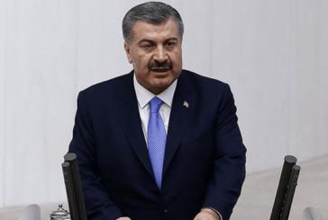 Türkiye'de vaka sayısı 190 bin 165'e ulaştı