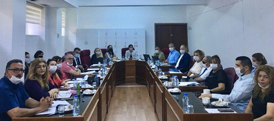 Meclis Sağlık Komitesi özel gereksinimli bireylerin eğitim yasa tasarısını görüştü